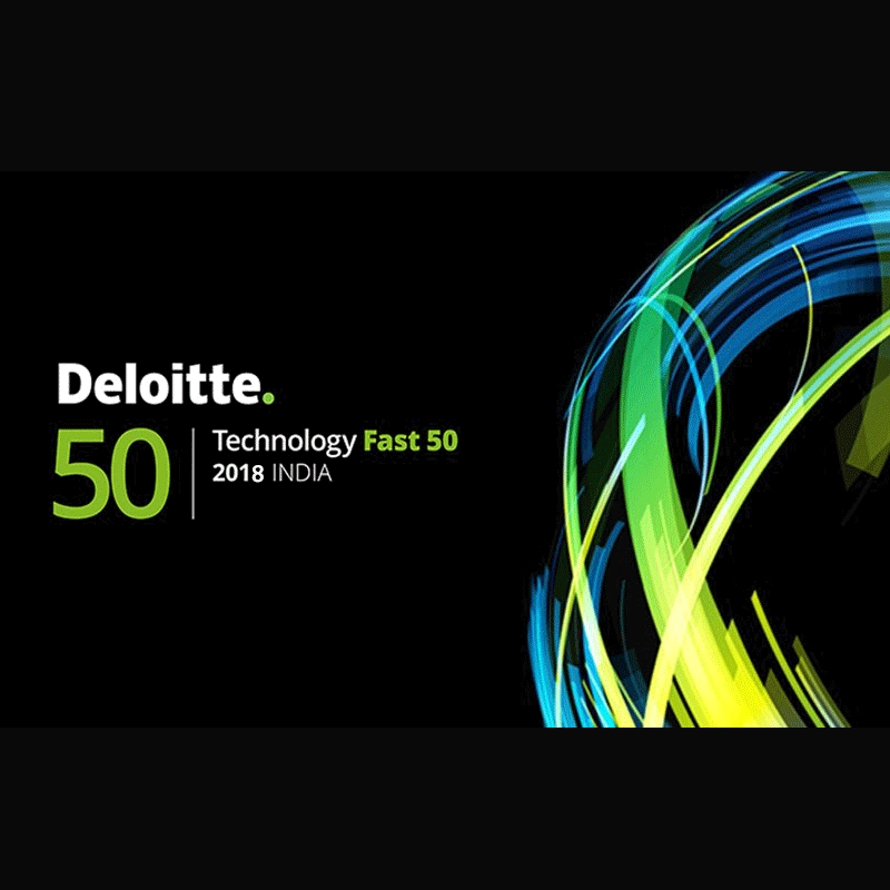 Solutions Infini (now Kaleyra) brings home the Deloitte Technology Fast 50 India award
