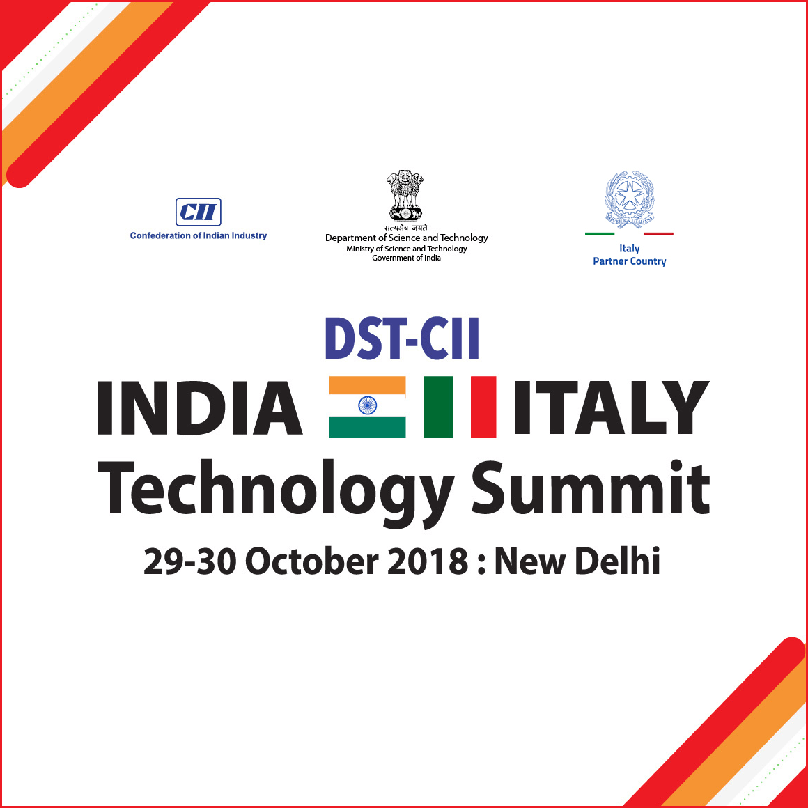 Kaleyra attends the Indo-Italy CII Technology Summit 2018 to discuss the future of Cloud Communications