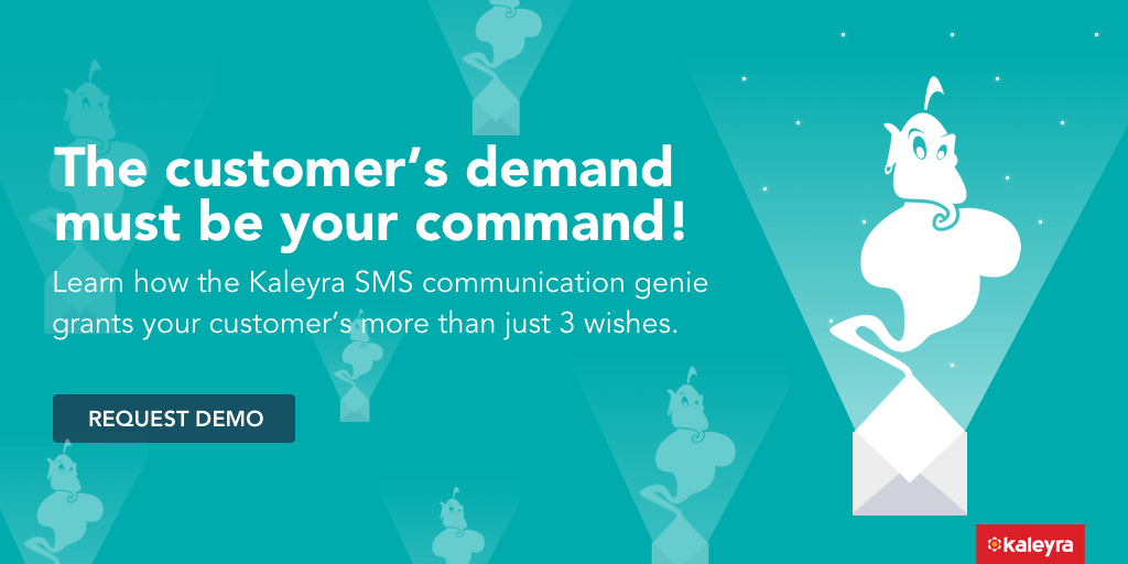 Customers Demand must be your command