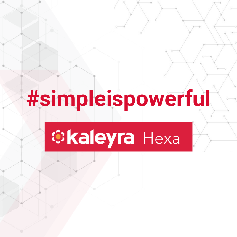 Kaleyra announces brand new platform Kaleyra Hexa at MWC 2019 #simpleispowerful