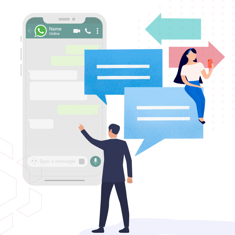 Leverage The Capabilities of 2-Way Messaging Through WhatsApp