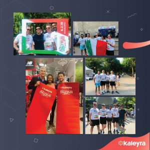 Italy Run for New York Road Runners - Kaleyra