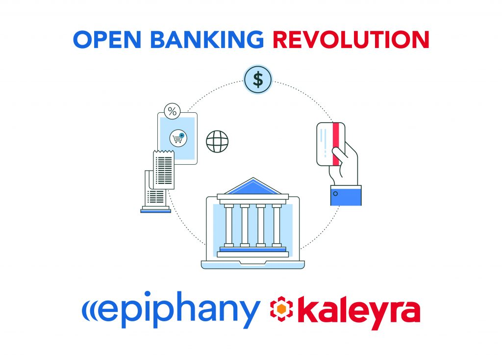 Epiphany and Kaleyra Launch First Open Banking Hub