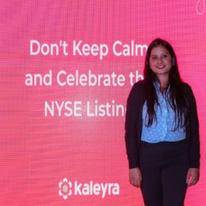 Kaleyra's global team celebrates success in style