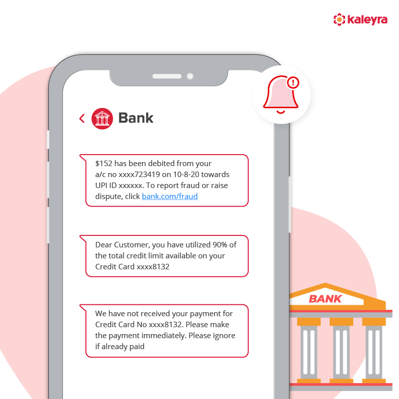 Improving Customer Engagement with SMS Communications in the Banking Sector