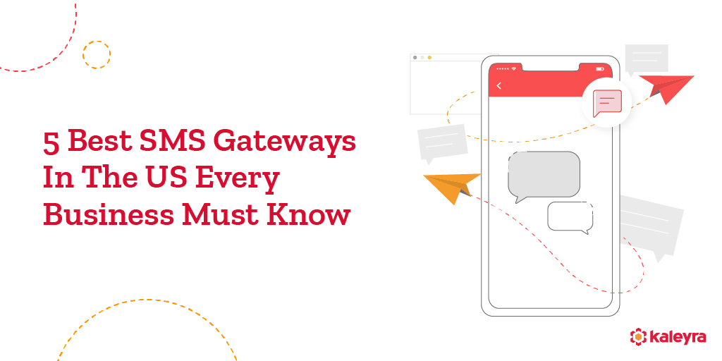 Best SMS gateway provider in the USA
