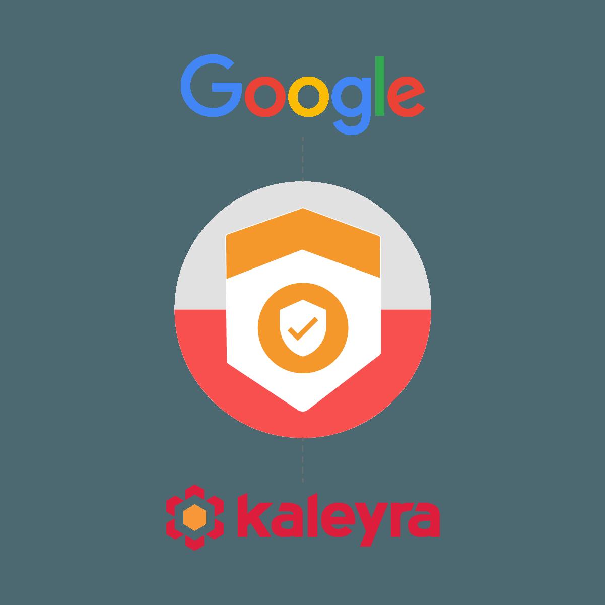 Google and Kaleyra Partnership