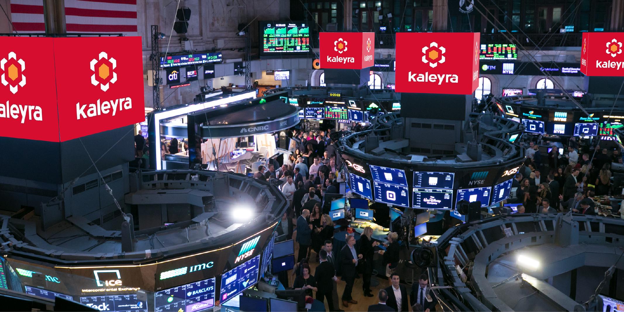 Kaleyra-NYSE-Listing