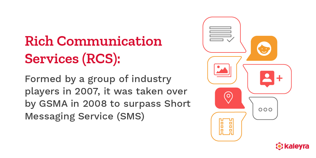 RCS - the future of messaging - mobile messaging trends