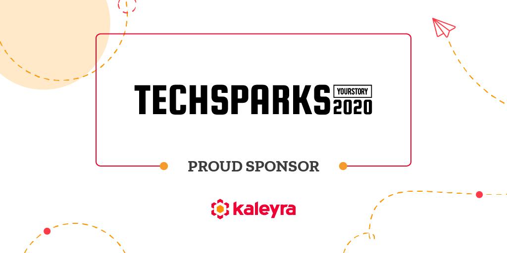 Kaleyra Sponsors TechSparks 2020